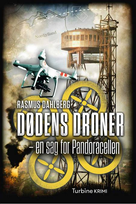 Dødens droner af Rasmus Dahlberg