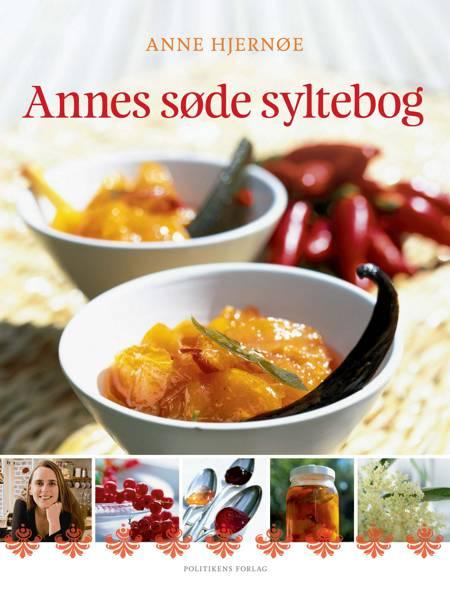 Annes søde syltebog af Anne Hjernøe