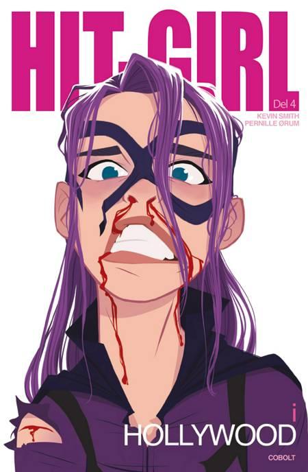 Hit-Girl i Hollywood 4 af Kevin Smith