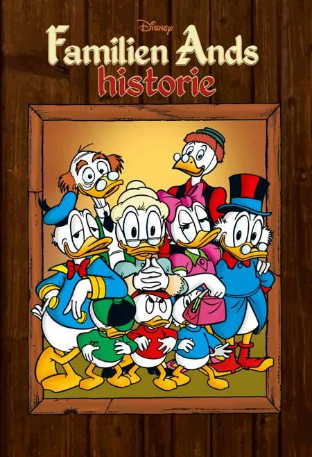 Familien Ands Historie af Disney