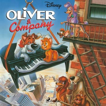 Oliver & Co. af Disney