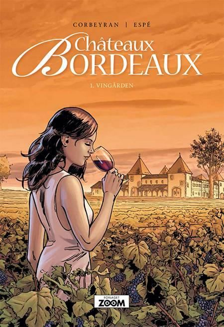 Châteaux Bordeaux 1: Vingården af Corbeyran og Espé