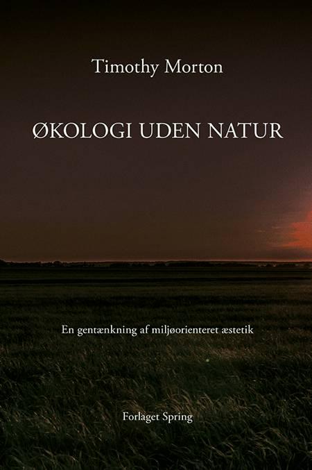 Økologi uden natur af Timothy Morton