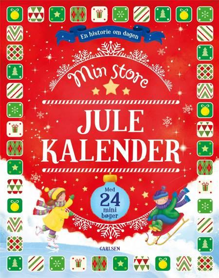 Min store julekalender - med 24 minibøger