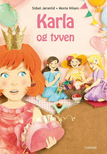 Karla og tyven af Sidsel Jøranlid