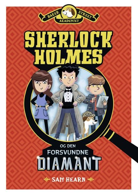 Sherlock Holmes og den forsvundne diamant af Sam Hearn