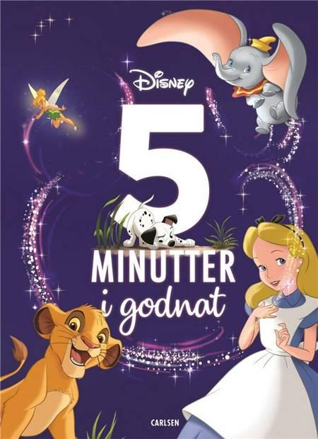 Fem minutter i godnat - Disney af Disney