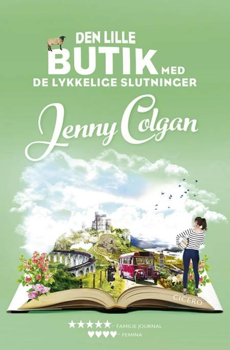 Den lille butik med de lykkelige slutninger af Jenny Colgan