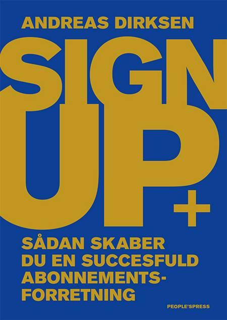Sign up af Andreas Dirksen