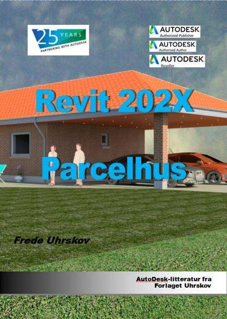 Revit 202X Parcelhus af Frede Uhrskov