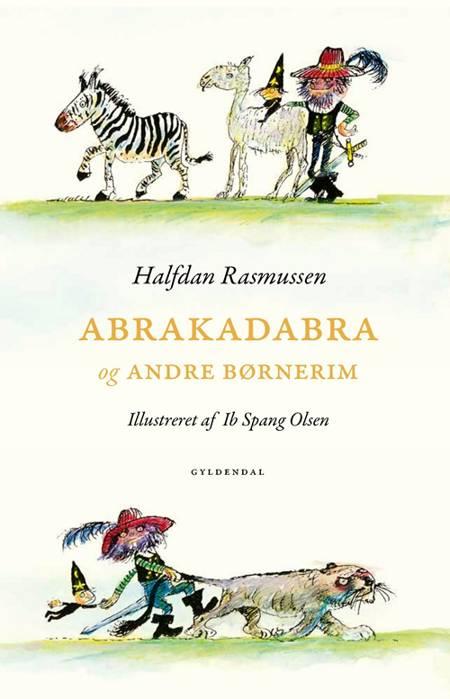 Abrakadabra og andre børnerim af Halfdan Rasmussen