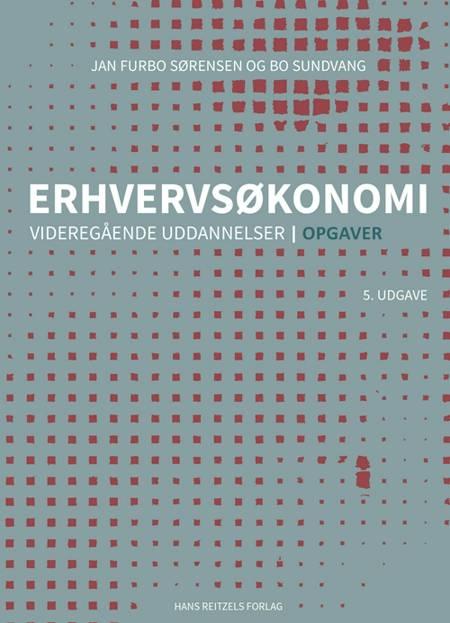 Erhvervsøkonomi - videregående uddannelser - Opgaver af Knud Erik Bang, Jan Furbo Sørensen og Bo Sundvang