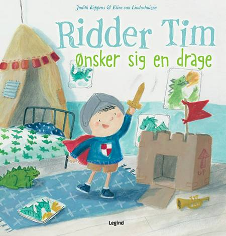 Ridder Tim ønsker sig en drage af Judith Koppens