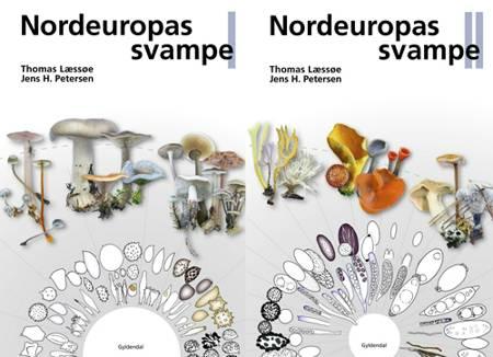 Nordeuropas svampe 1-2 af Thomas Læssøe og Jens H. Petersen
