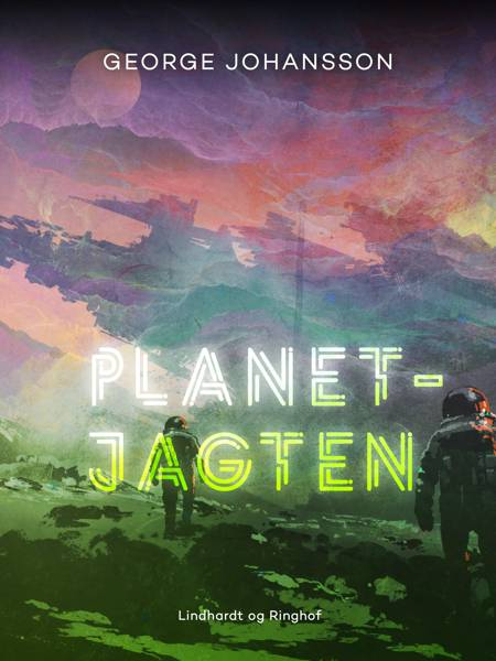 Planetjagten af George Johansson