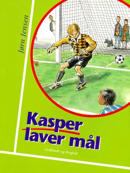 Kasper laver mål af Jørn Jensen