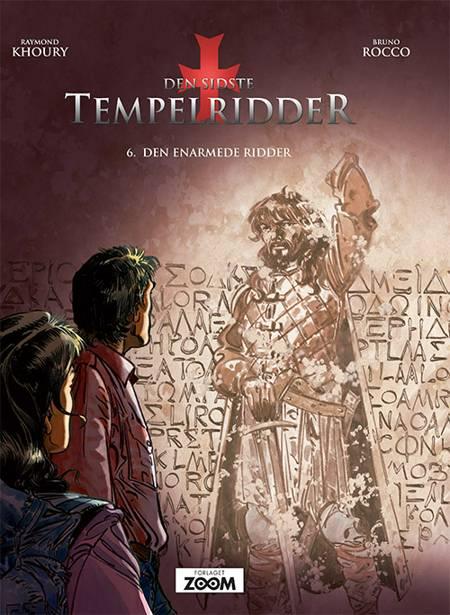 Den sidste tempelridder 6: Den enarmede ridder af Raymond Khoury og Bruno Rocco
