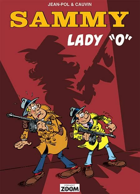 Sammy: Lady O af Raoul Cauvin og Jean-Pol