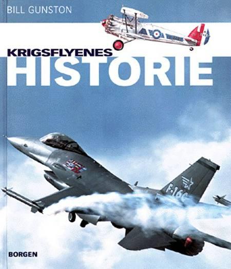 Krigsflyenes historie af Bill Gunston