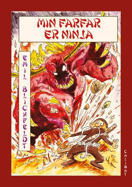 Farfar er ninja af Emil Blichfeldt