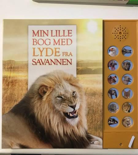 Min lille bog med lyde fra savannen af ZARA