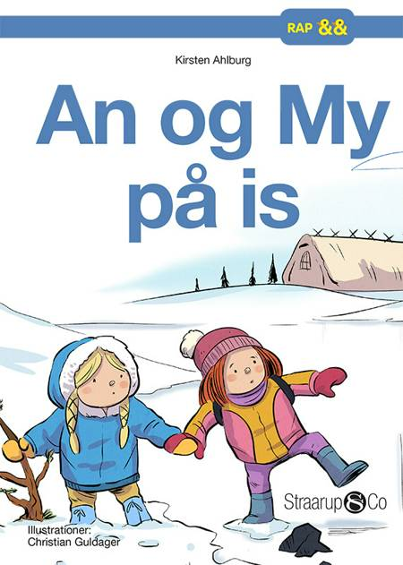 An og My på is af Kirsten Ahlburg
