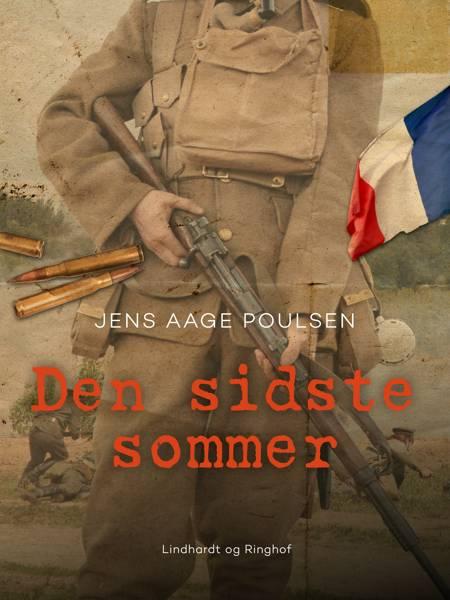 Den sidste sommer af Jens Aage Poulsen