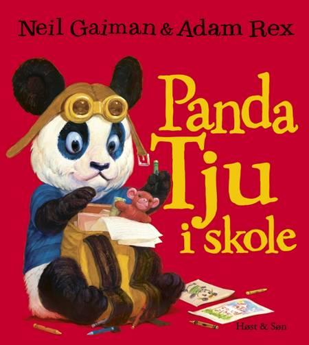 Panda Tju i skole af Neil Gaiman