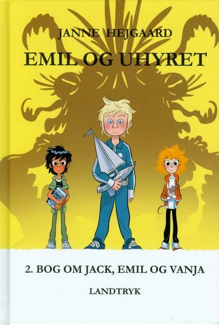 Emil og uhyret af Janne Hejgaard