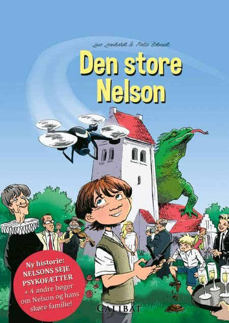 Den Store Nelson af Palle Schmidt og Line Leonhardt