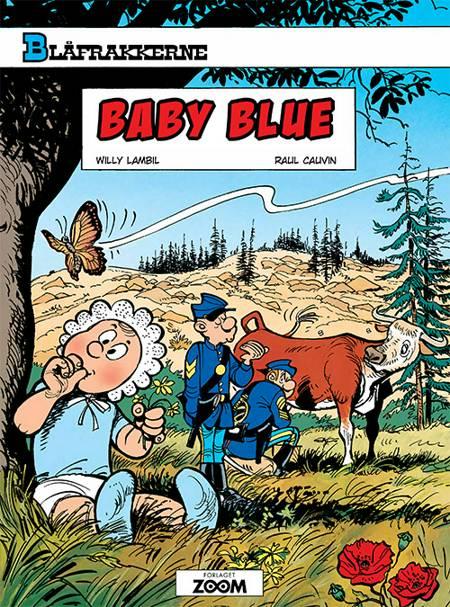 Blåfrakkerne: Baby Blue af Raoul Cauvin og Lambil