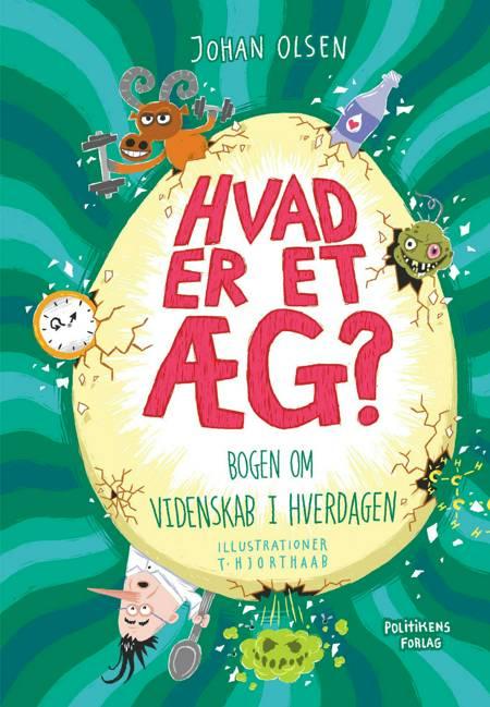 Hvad er et æg? af Johan Olsen