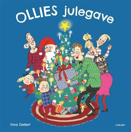 Ollies julegave af Dina Gellert