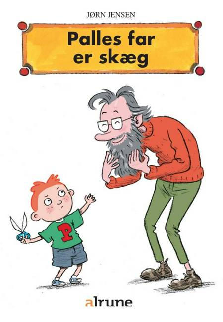Palles far er skæg af Jørn Jensen