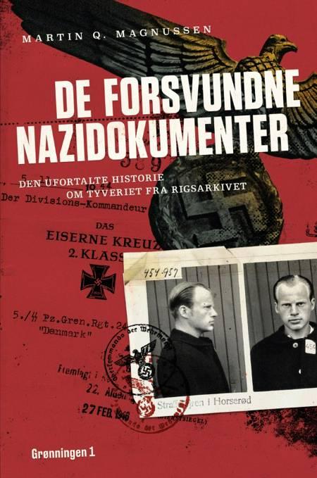 De forsvundne nazidokumenter af Martin Q. Magnussen