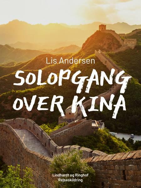 Solopgang over Kina af Lis Andersen