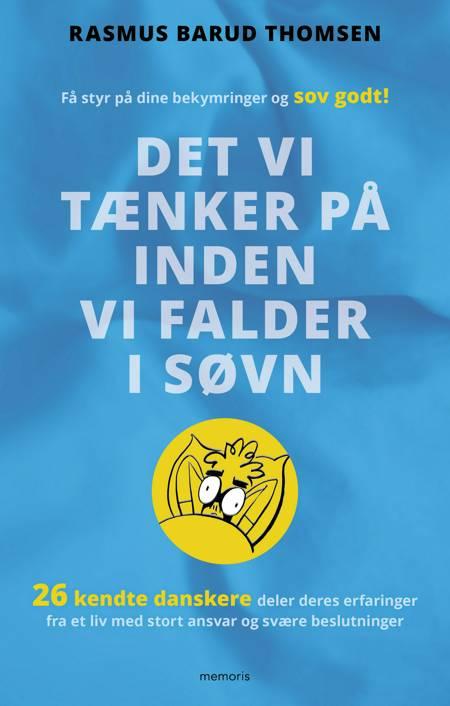 Det vi tænker på inden vi falder i søvn af Rasmus Barud Thomsen