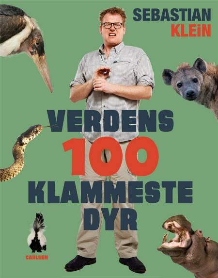 Verdens 100 klammeste dyr af Sebastian Klein