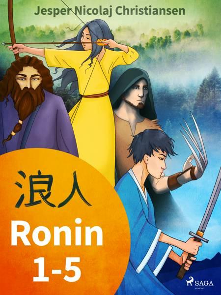 Ronin 1-5 af Jesper Nicolaj Christiansen