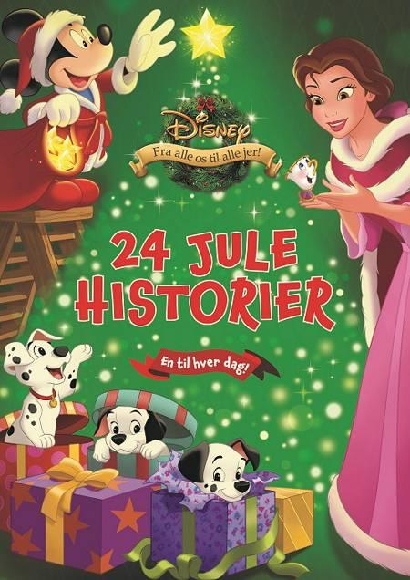 Disney Julekalenderbog