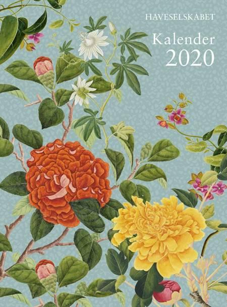 Haveselskabet Kalender 2020 af Gyldendal