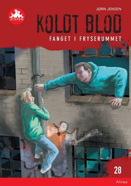 Fanget i fryserummet af Jørn Jensen