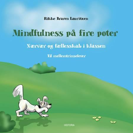 Mindfulness på fire poter af Rikke Braren Lauritzen