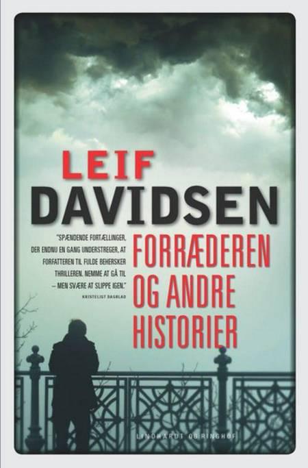 Forræderen og andre historier af Leif Davidsen