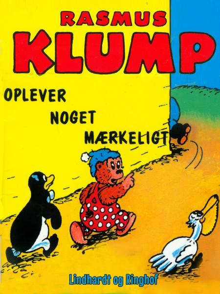 Rasmus Klump oplever noget mærkeligt af Vilhelm Hansen og Carla Hansen