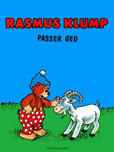 Rasmus Klump passer ged af Vilhelm Hansen og Carla Hansen