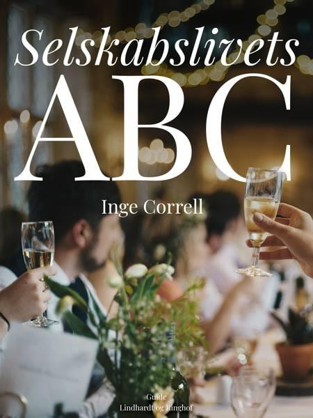 Selskabslivets ABC af Inge Correll