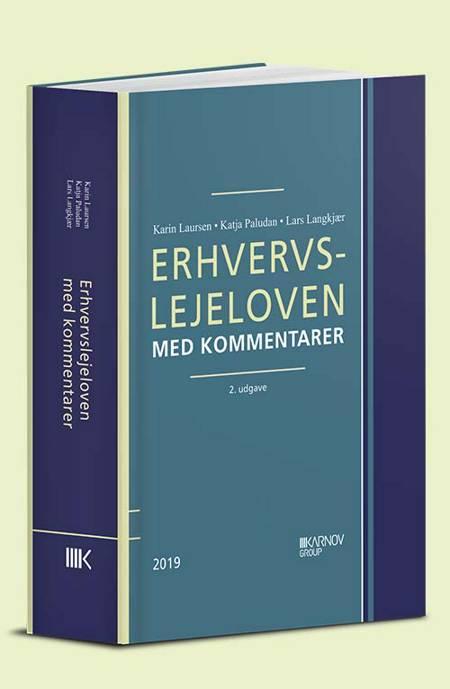 Erhvervslejeloven med kommentarer af Karin Laursen, Lars Langkjær og Katja Paludan