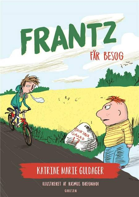 Frantz-bøgerne (2) - Frantz får besøg af Katrine Marie Guldager