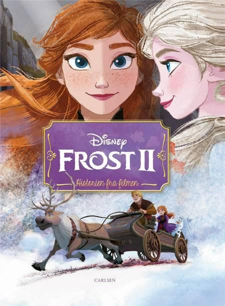 Frost II - filmbog af Disney
